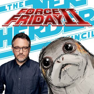 Force(d) Friday? Episode Nein for Colin Trevorrow! $800 Millennium Falcon Revealed! NHC: September 10, 2017