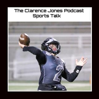 TCJ Podcast 235 Volcano Vista High School Student Athlete QB DIEGO PAVIA Interview