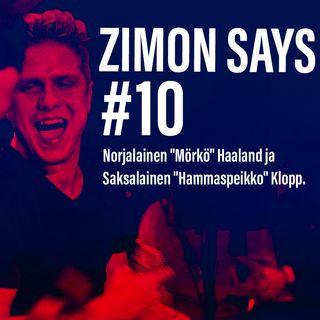 """#10 - """"Mörkö"""" Haaland ja """"hammaspeikko"""" Klopp"""