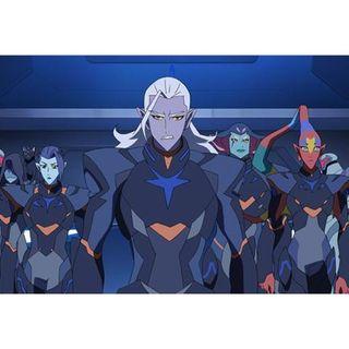 TV Party Tonight: Voltron - Legendary Defender (Season 4)