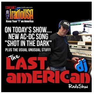 THE LAST AMERICAN DJ RADIO SHOW 102120