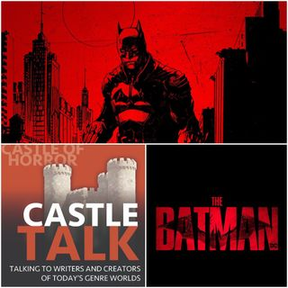 Castle Talk: Is the Batman a Fascist Now? (Discussion with artist Greg Scott)