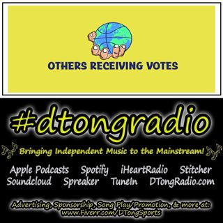 #MusicMonday on #dtongradio - Powered by Others Receiving Votes Podcast