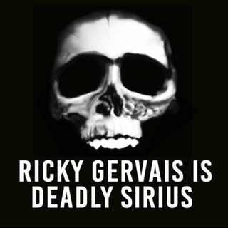 Ricky Gervais is Deadly Sirius - Pilot Episode