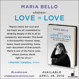 Maria Bello Love Is Love