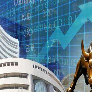 Sensex today live