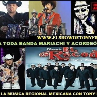 A Toda BANDA MARIACHI NORTEÑO y COUNTRY MUSIC