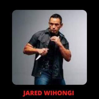 WE DISCUSS EDGED WEAPONS TRAINING WITH JARED WIHONGI MARTIAL ARTS EXPERT AND LAW ENFORCEMENT