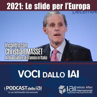 2021: Le sfide per l'Europa