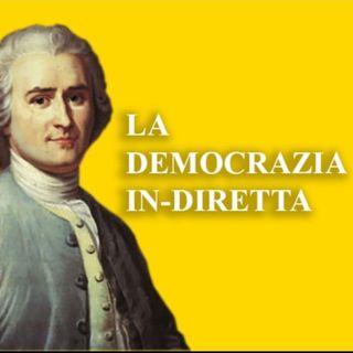 Consultazione M5S su Rousseau e la democrazia diretta