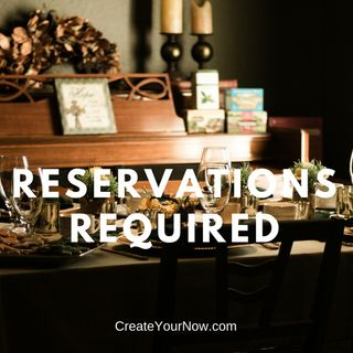 1068 Reservations Required
