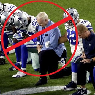 "Dallas Cowboys No Longer ""America's Team"""