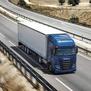 Ascolta la news sullo sconto del pedaggio autostradale per chi viaggia con Iveco a gas naturale
