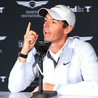 FOL Press Conference Show -Thurs Feb 13 (Genesis-Rory McIlroy)
