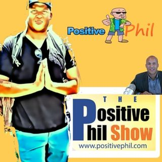 Creating Happy Couples, CEO And Founder of Happy Couple is On the Positive Phil Show