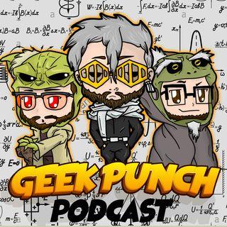 Geek punch - OVA 1 - Senseis - La tortuga bajo del agua.