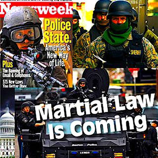 On Martial Law and Trump