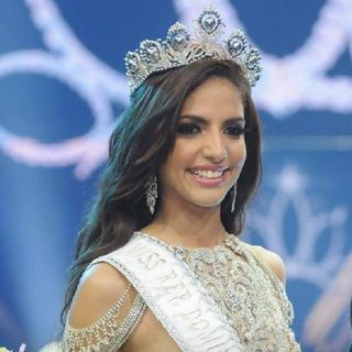Aldy Bernard Miss Universo 2018