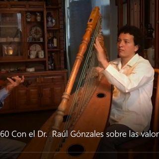 VOCES DEL ESPAÑOL 060 Con entrevista al Dr. Raúl González