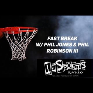 Fast Break- NBA Playoffs: Conference Championship Round West has been won East is nearing the end