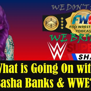 WWE Superstar Shakeup and Sasha Banks Update