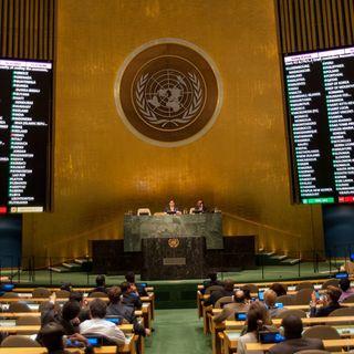 El regreso de America Latina - L'Onu e Cuba