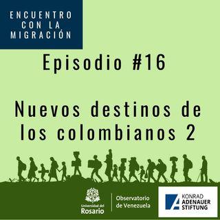 Nuevos destinos de los colombianos 2