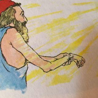 Episode 28 - Washington's Ark Washtub Journey - The Withered & The Healing Hand