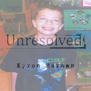 Kyron Horman