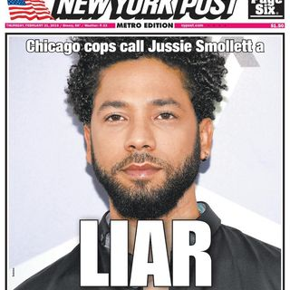 Jussie Smollett Is An Inside Job