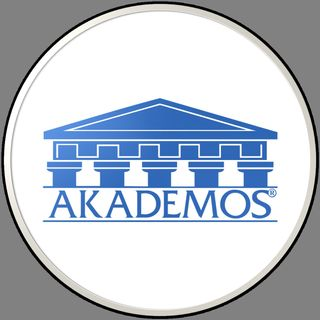 Akademos in English