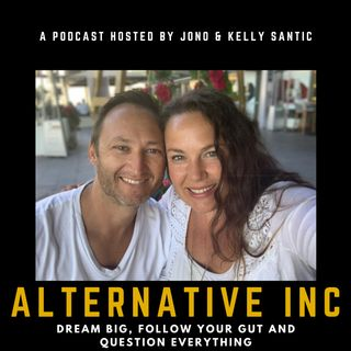 Question Everything - Jono and Kelly Santic