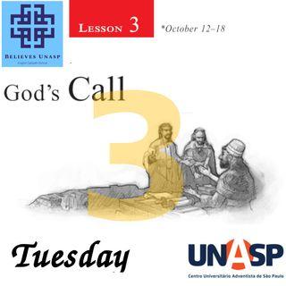 Sabbath School Oct-15 Tuesday