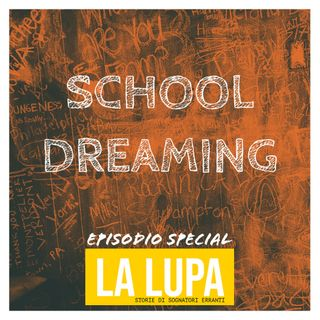 SPECIAL Schooldreaming!
