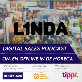 #14 L1NDA - On- en Offline Sales en Marketing in de Horeca