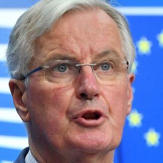 Brexit : Parla Michel Barnier, ecco cosa dice degli italiani in uk e sui negoziati