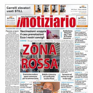 Prima pagina - Il Notiziario venerdì 6 novembre 2020