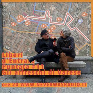 LdE - S01E11 - GLI AFFRESCHI DI VARESE con Rossella Bernasconi