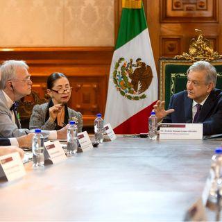 Andrés Manuel López Obrador está a favor del T-MEC