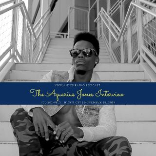 The Aquarius Jones Interview.