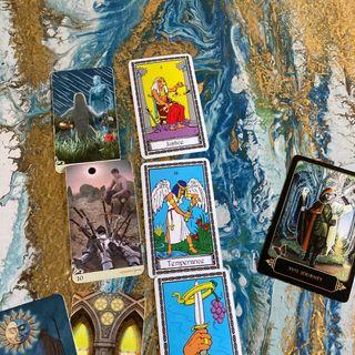 Taurus Love Reading- Nita Scott Infinite Truthseekers Tarot