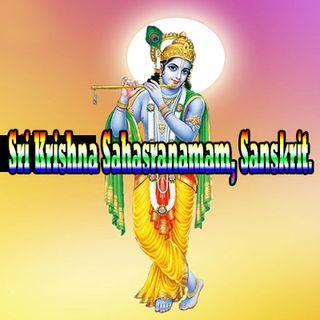 Sri Krishna Sahasranamam, Sanskrit