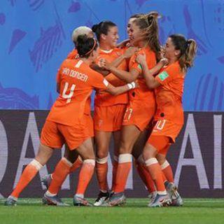 Squadre miste, l'Olanda del calcio è avanti