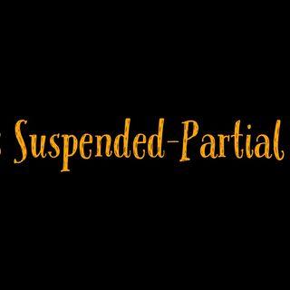 Player Suspended-Partial Season