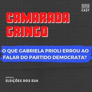 O Que Gabriela Prioli Errou ao Falar do Partido Democrata