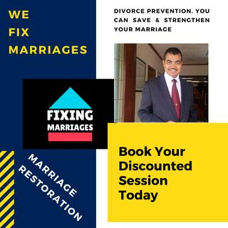 Men. Take the lead in Fixing your Marriage
