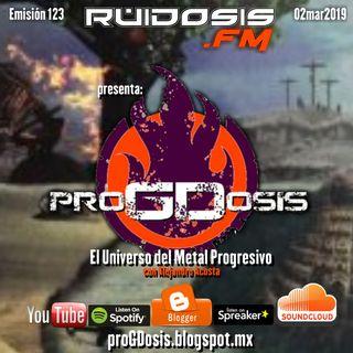 proGDosis 123 - 02mar2019 - Cruz De Hierro