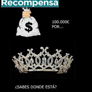 Ofrecen 100.000€ de recompensa por la tiara de casa real británica