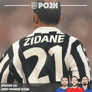 Episode 142: Shirt Number Icons 🔟👕🇸🇦