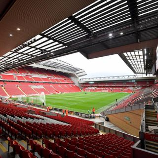 Redeveloping Anfield and turning a ground into a stadium